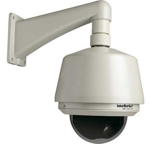 camera speed dome intelbras vsd 1000 36x - zoom de 36x