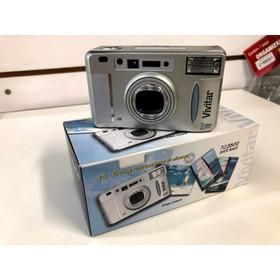 Camera Vivitar Pz2800 Compacta 35mm Power Zoom Na Caixa