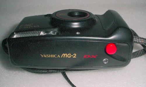 camera yashica  mg-2 analogica em bo estado