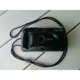 Camera Yashika Md 135 Ae Para Colecionador