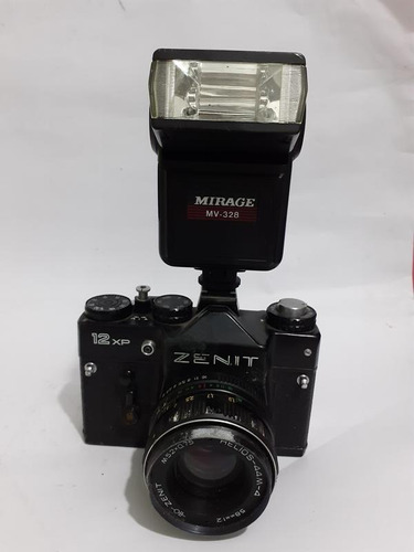 camera zenit 12xp c/ **flash
