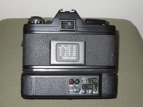 camera zenit reflex com motor drive frete gratis