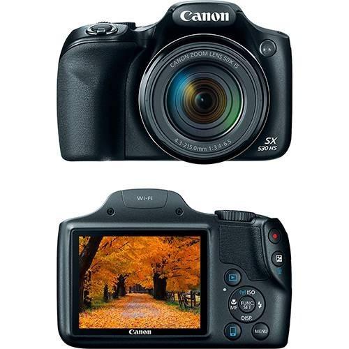camera,maquina, fotográfica semi profissional canon sx530hs