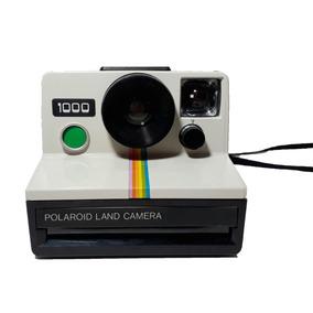f5b37199ab4a5 Camera Polaroid Preta - Câmeras Analógicas e Polaroid Câmera ...