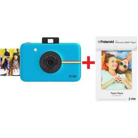 ee479eb6fdba9 Polaroid Snap Instant - Câmeras e Acessórios no Mercado Livre Brasil