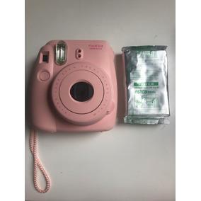 435afe94399f8 Fujifilm Instax Mini 8 Analogicas E Polaroid - Câmeras no Mercado ...