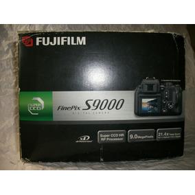 Maquina Digital Fujifilm Finepix S9000 - Câmeras e Acessórios no