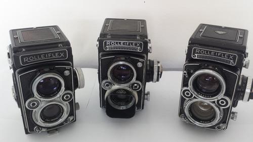 cameras rolleiflex para colecionadores