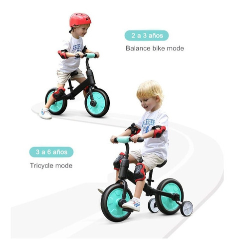 camicleta bicicleta felcraft tiger 2 en 1 estabilizadores