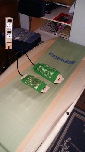 camilla ceragen  cgm- master 3500, masaje profesional