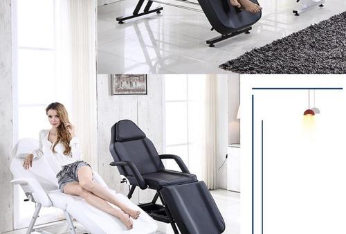 camilla cosmetológica masajes spá ajustable plegable profesi