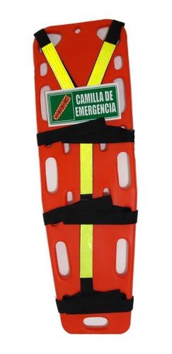 camilla de emergencia pediátrica primeros auxilios