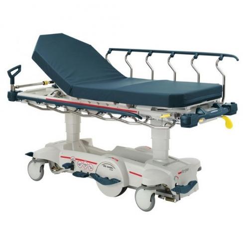 camilla de hospital  stryker big wheel