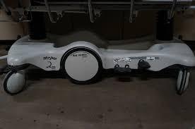camilla de traslado stryker big wheel