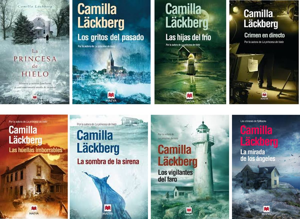 LES FILLES DEL FRED EBOOK | CAMILLA LACKBERG | Descargar ...