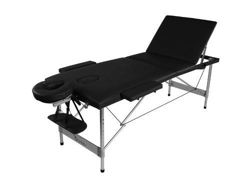 camilla masajes aluminio 3 cuerpos envio gratis metinca