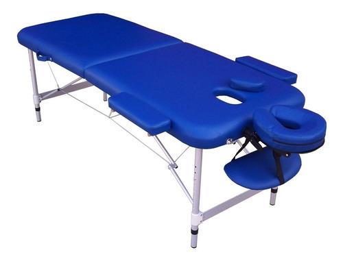 camilla masajes aluminio varios colores metinca