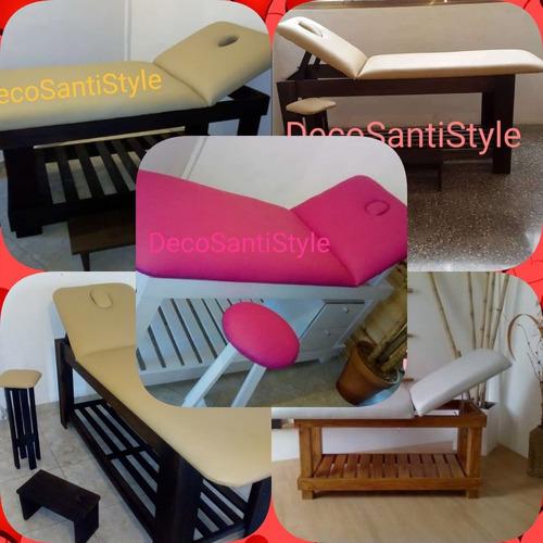 camilla ,masajes, estética,spa,rehabilitacion#decosantistyle