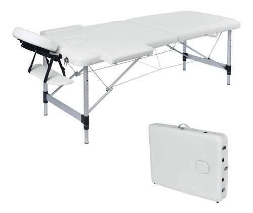 camilla masajes profesional aluminio colores y bolso