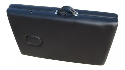 camilla masajes profesional plegable maleta negra kine/tatoo