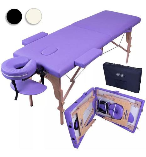camilla masajes profesional tattoo cama spa plegable