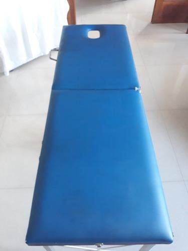 camilla para masajes