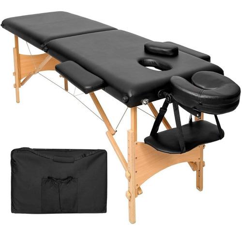 camilla para masajes profesional plegable spa tatto