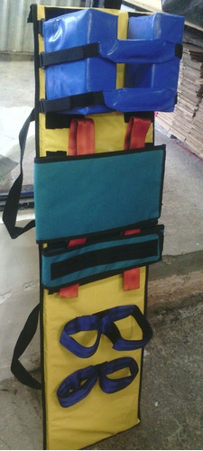 camilla pediatrica de inmobilizacion $600.!