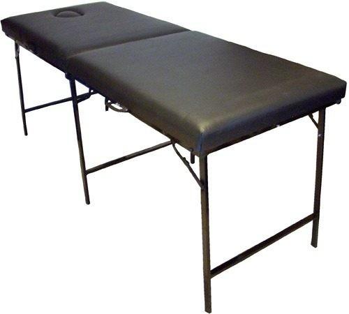 camilla plegable valija reforzada fabrica masaje depilacion