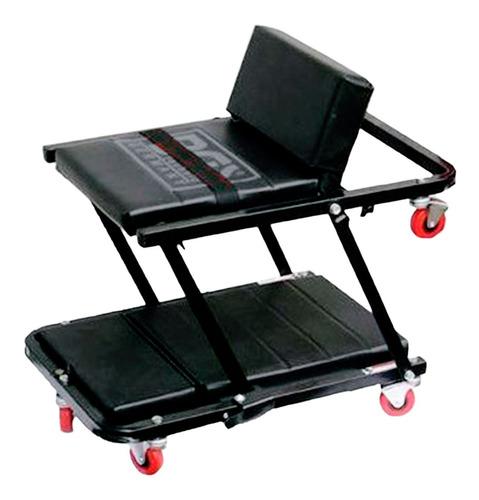 camilla y asiento multinacional para mecánico de carro