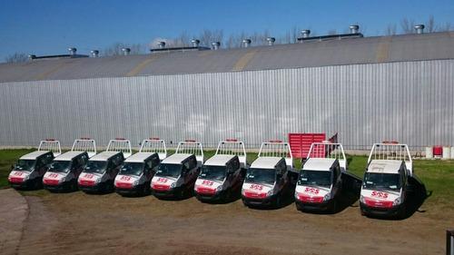 camillas de auxilios 4-6-10 y 12 tn nuevas 0km incarvit