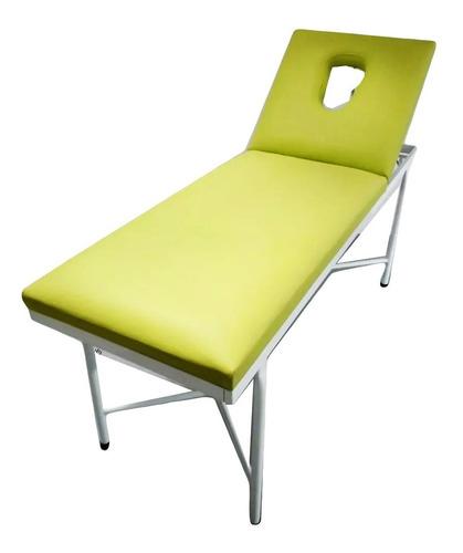 camillas escualizables metálicas  cómodas y resistentes