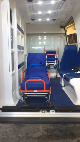 camillas para ambulancia