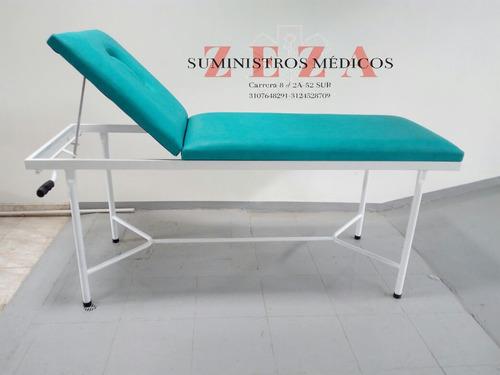 camillas para estética, consultorios y hospitalarios