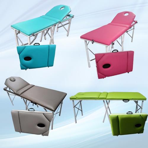 camillas portátiles para spa, masajes ¡somos fabricantes!
