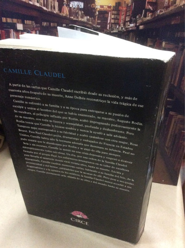 camille claudel - anne delbee