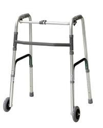 caminador  / andador con o sin ruedas  plegables nuevos.