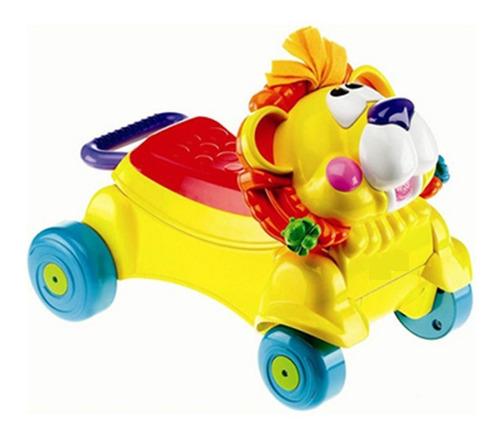 caminador andarin bebe leon zippy toys tipo fisher price