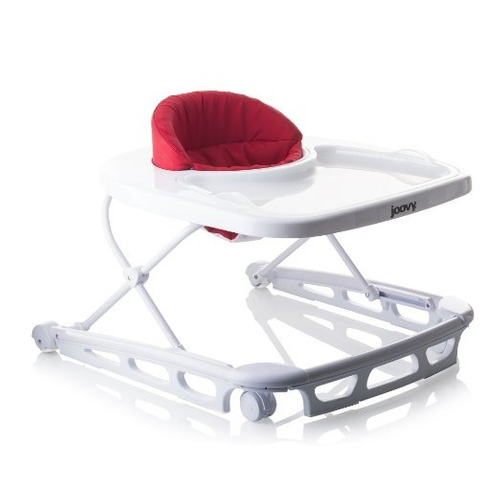 caminador bebe joovy spoon walker,red
