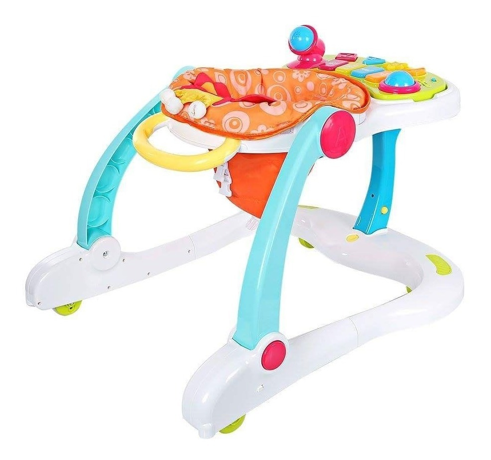 Andadera Para Bebes Niña Comoda Segura Andadera Acolchada Regalo Para Bebe