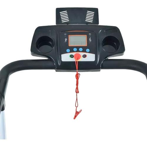 caminador eléctrico plegable 1.5hpm monitor lcd