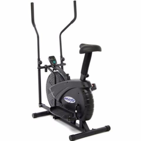 caminador eliptico escalador enerfit 101 c/asiento bicicleta