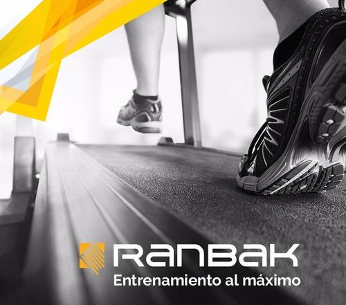 caminador eliptico magnetico  ranbak 305 envio s/ cargo mn