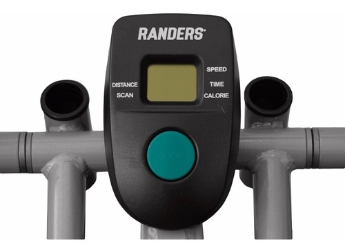 caminador elíptico monitor electronico randers arg1907 **10