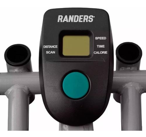 caminador elíptico monitor electronico randers arg1907 *10
