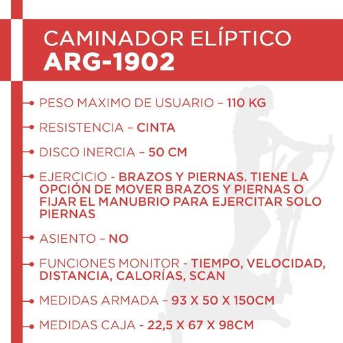 caminador eliptico randers arg1902