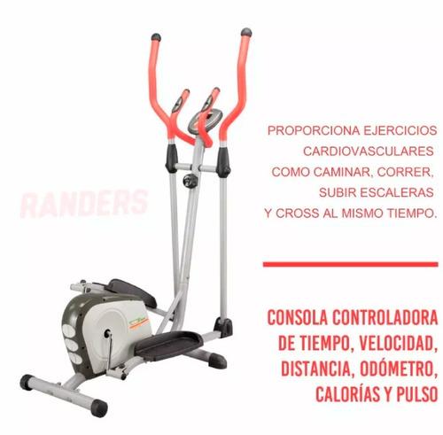 caminador elíptico randers control de pulso arg1929 **10