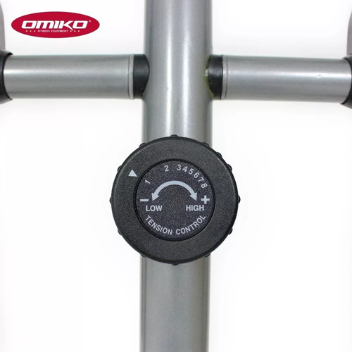 caminador elíptico residencial omiko 55tl 110 kg p o