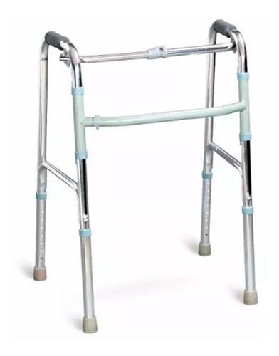 caminador ortopédico paso a paso plegable. fs-919l