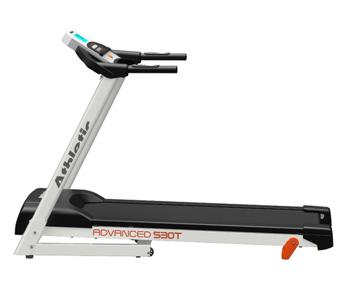 caminadora advance athletic 530t motorizada 12 prog. 120kg